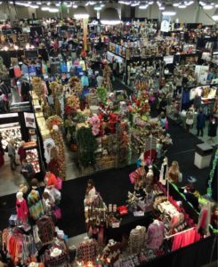 Mistletoe Market View