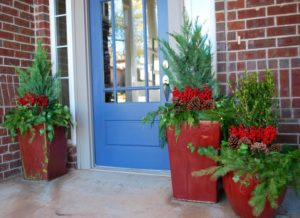 Hooray! The Holidays Are Almost Here! Time To Get Your Front Porch And  Outdoor Planters Looking Festive For The Season. Letu0027s Talk Holiday Container  Garden ...