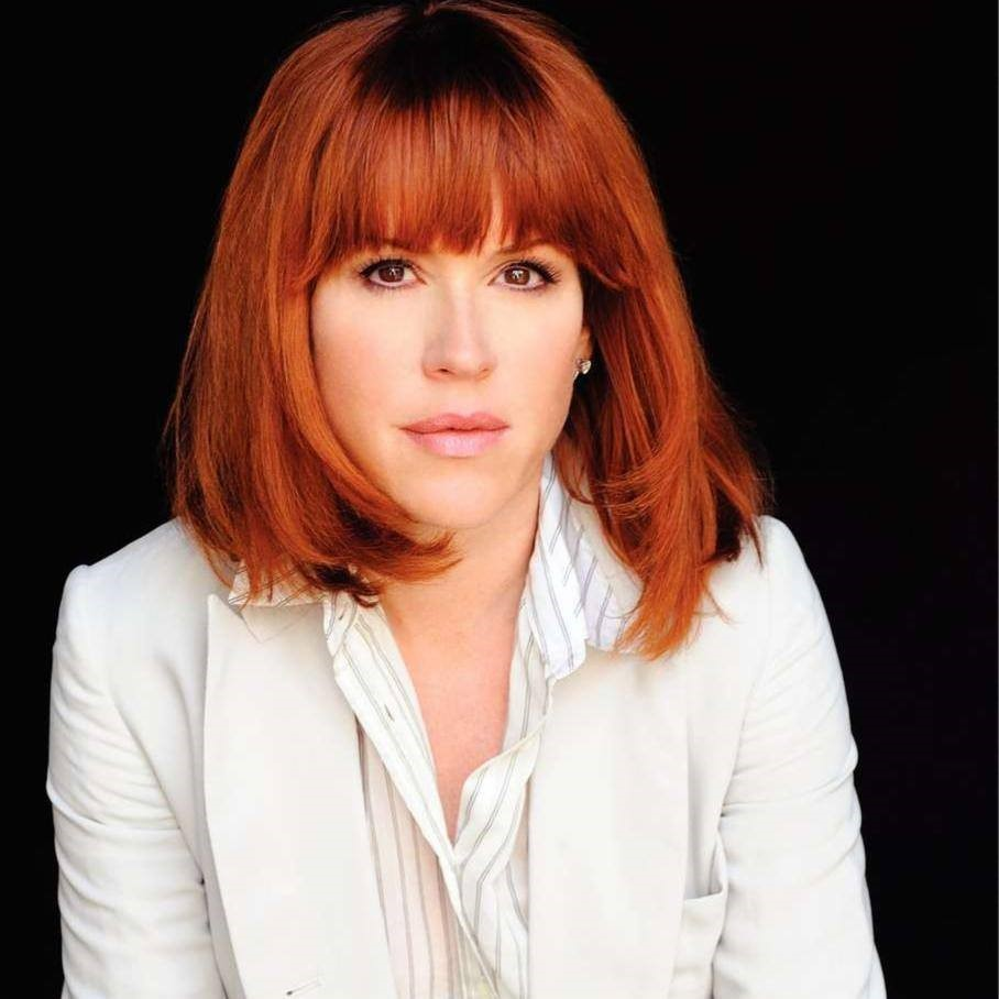 JLOC 2019 Speaker in the City, Molly Ringwald